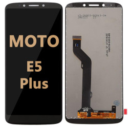 Moto E5 Plus (1924) black