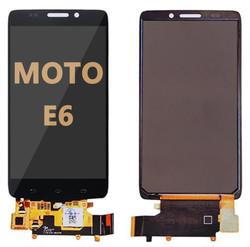 Moto E6  Black  LCD