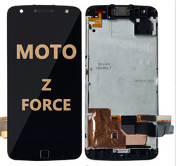 Z Force (1650-02) Black lcd