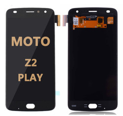 LCD and Digitizer Assembly for Moto Z2 Play (1710)  BLACK