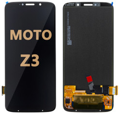 LCD and Digitizer Assembly for Moto Z3 (1929-17) bLACK