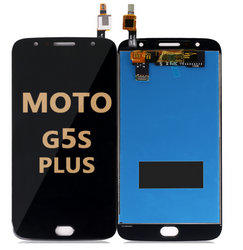 LCD and Digitizer Assembly for Moto G5S Plus (1803) BLACK