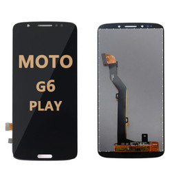 LCD and Digitizer Assembly for  Moto G6 Play (1922) BLACK