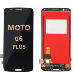 LCD and Digitizer Assembly for  Moto G6 Plus (1926) BLACK