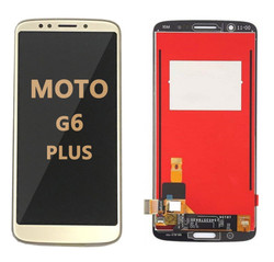 LCD and Digitizer Assembly for  Moto G6 Plus (1926) GOLD