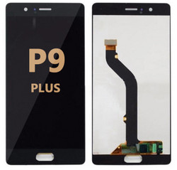 LCD and Digitizer Assembly for Huawei P9 Plus Black