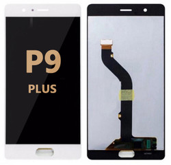 LCD and Digitizer Assembly for Huawei P9 Plus white