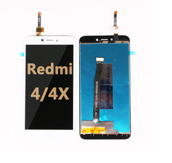 Back and front LCD and Digitizer Assembly for Redmi 4/4X White