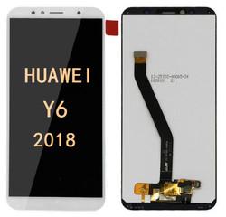 Huawei Y6 2018 WHITE