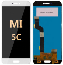 LCD and Digitizer Assembly for Mi 5C White