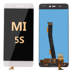 LCD and Digitizer Assembly for Mi 5S White