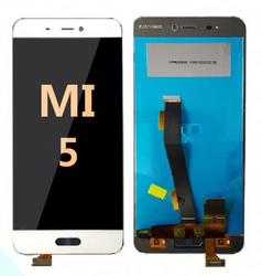 LCD and Digitizer Assembly for Mi 5 White