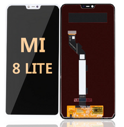 LCD and Digitizer Assembly for Mi 8 Lite White