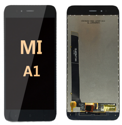 LCD and Digitizer Assembly For Mi A1 Black