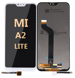 LCD and Digitizer Assembly For Mi A2 Lite White