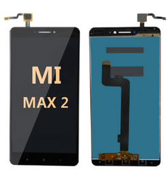 LCD and Digitizer Assembly For Mi Max 2 Black