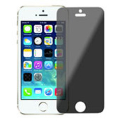 For iPhone 5G/SE/5S/5C Privacy Tempered Glass (2.5D)