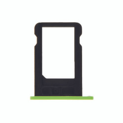 For iPhone 5C Sim Tray (GREEN)