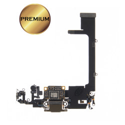 For iPhone 11 Pro Charging Port Flex Cable (GOLD) (Premium)