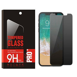 For iPhone 11 Pro / XS / X Privacy Tempered Glass (2.5D)