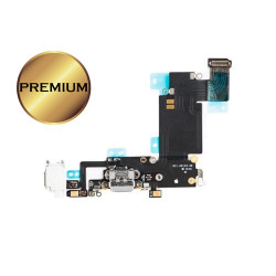 For iPhone 6S Plus Charging Port Flex Cable (WHITE) (Premium)