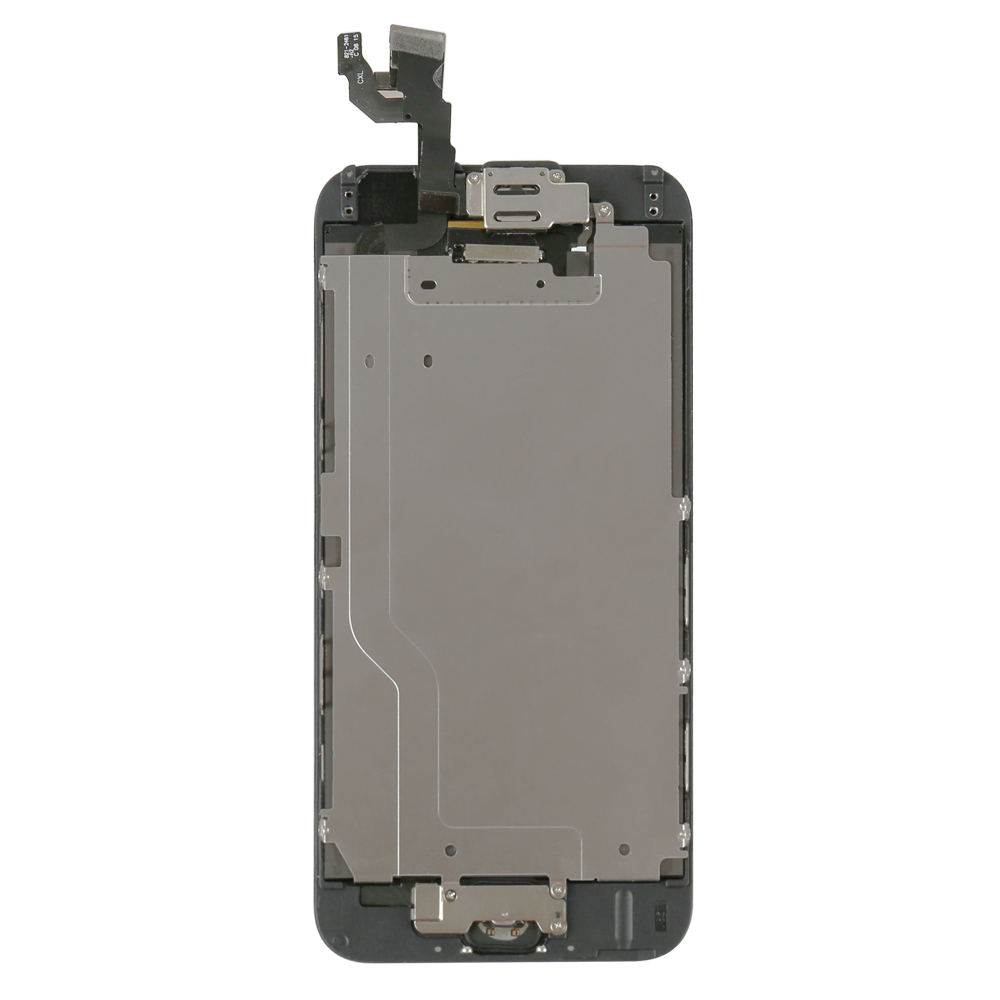 Original Cold Press LCD Digitizer Fix For 6G Pre-Assembled Cracked Phone Replace Spare Parts