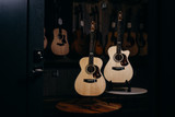 A Morning in The Midwood Guitar Studio Acoustic Guitar Lounge