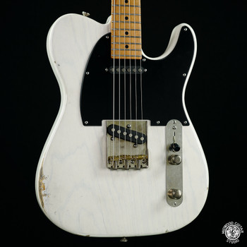 Tom Anderson T Icon - Translucent White In-Distress Level 2