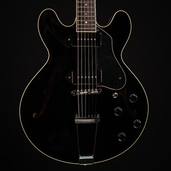 Collings I-30 LC - Jet Black