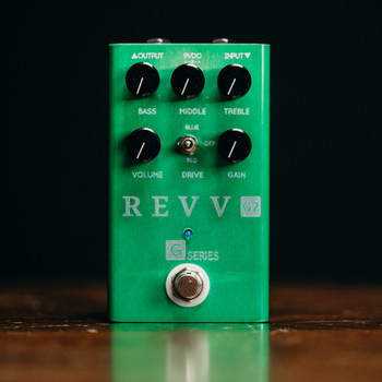 Revv G2 Dynamic Overdrive Pedal