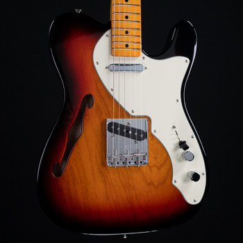 Fender American Original 60s Telecaster Thinline - 3 Color Sunburst