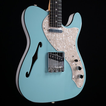 Fender Limited Edition Two-Tone Telecaster - Daphne Blue