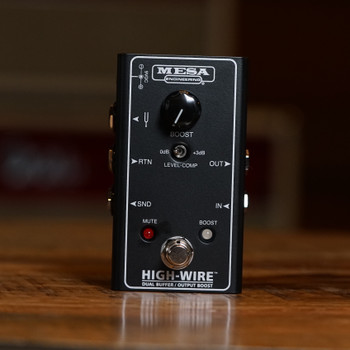 Mesa/Boogie High-Wire Dual Buffer & Line Driver