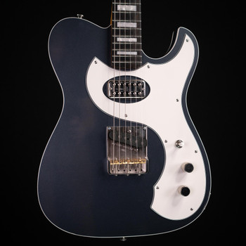 Fano Guitars Alt De Facto TC6 - Charcoal Frost Metallic