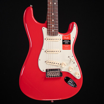 Fender Limited Edition American Professional Stratocaster Rosewood - Fiesta Red