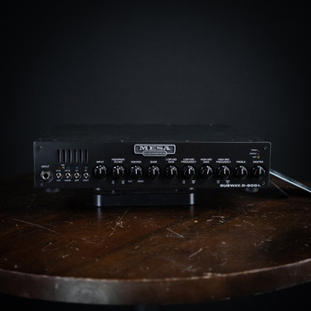 Mesa/Boogie Subway D-800 Plus Bass Head