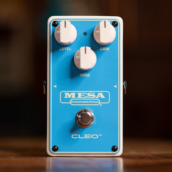 Mesa/Boogie Cleo Transparent Boost/Overdrive Pedal