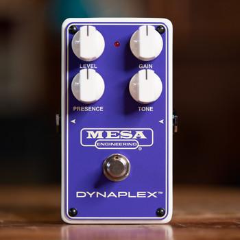 Mesa/Boogie DynaPlex British Crunch Overdrive Pedal