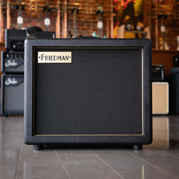 Friedman Amplification Pink Taco 1x12 Cabinet