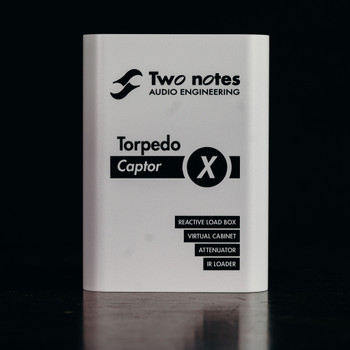 Two Notes Torpedo Captor X - 16 Ohm