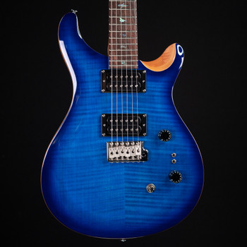 PRS 35th Anniversary SE Custom 24 - Faded Blue Burst