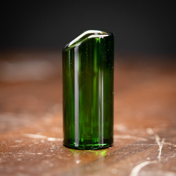 Rockslide Custom Shop Medium Glass Slide - Green