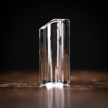 Rockslide Moulded Glass Slide - Medium
