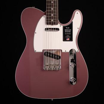 Fender American Original '60s Telecaster - Burgundy Mist Metallic