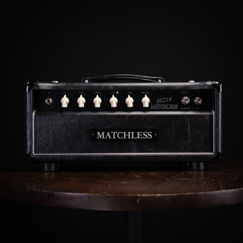 Matchless HC-15 Head - Black - Used