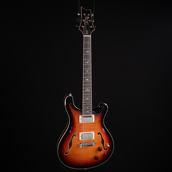 PRS SE Hollowbody II Piezo - Tri Color Sunburst