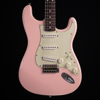 Nash Guitars S-63 - Shell Pink w/ Light Aging