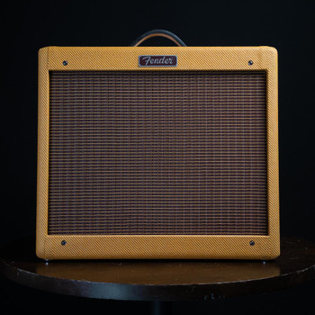 Fender Blues Junior - Lacquered Tweed 15 Watt 1x12 Combo