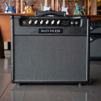 Matchless Laurel Canyon Reverb 1x12 - Black