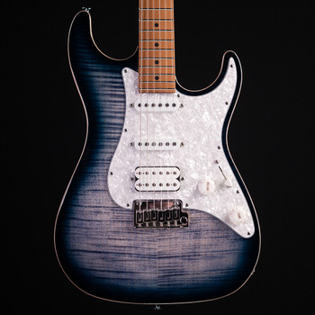 Suhr Standard Plus HSS - Faded Trans Whale Blue